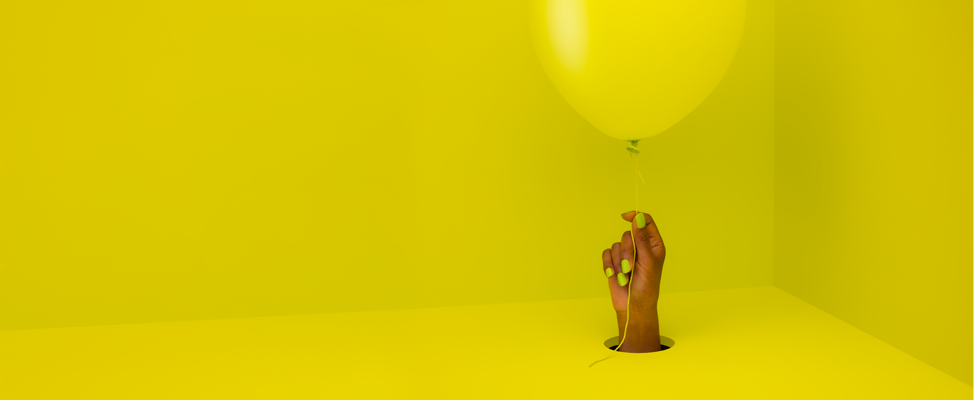 ballon yellow