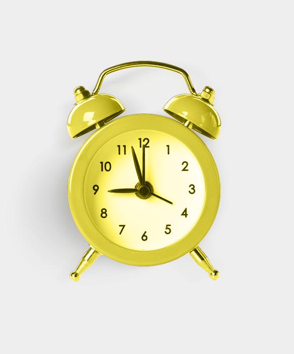 clock_YELLOW